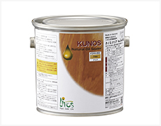 自然塗料リボス 244-002 クノスクリア
