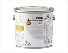 自然塗料リボス 244-200 クノス白木