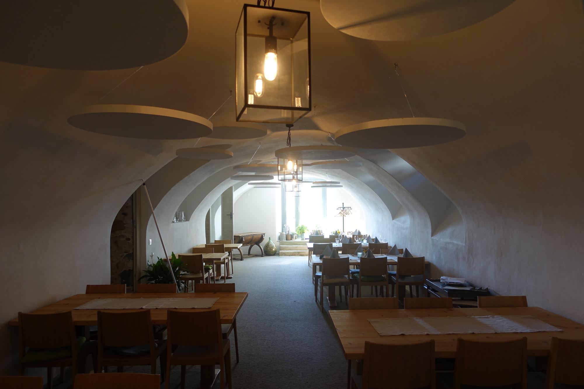 古民家改修レストラン